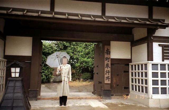 東映太秦映画村-京都の休日